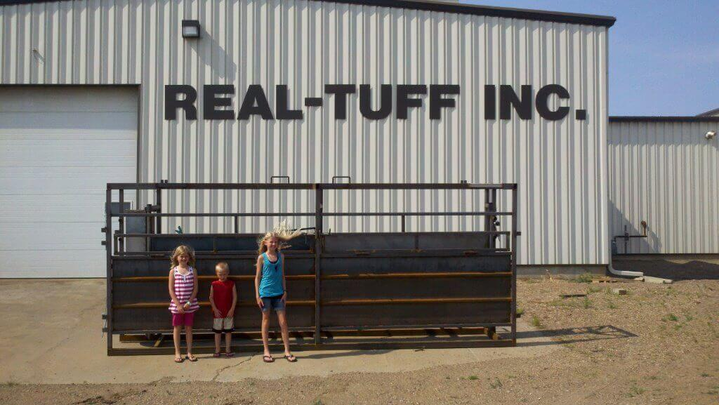 Real Tuff Livestock Equipment