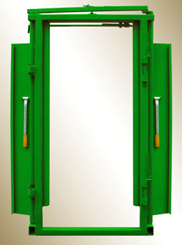 Slik Bi-Fold Alley Gate