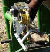 Cattle Hoof Trimming Chute